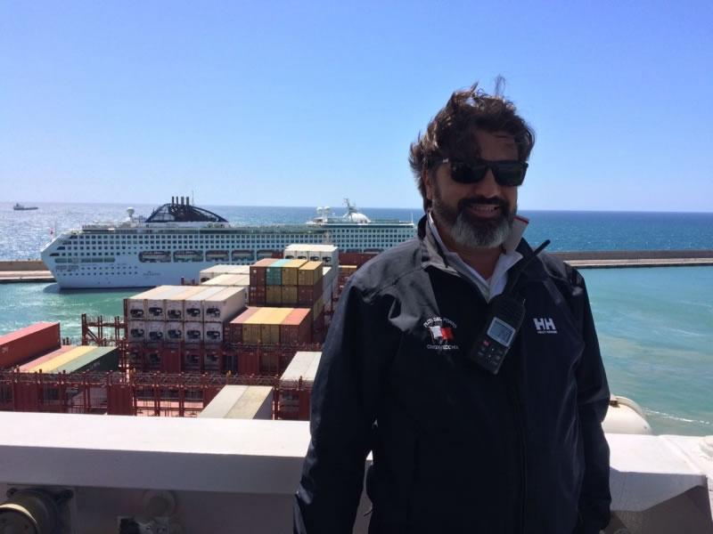Capt. Fabio Mandrilli
