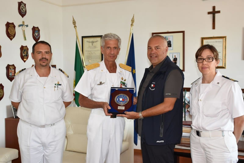Capt. Michele Scotto Lavina