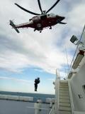 Corso di addestramento per il soccorso da Elicottero