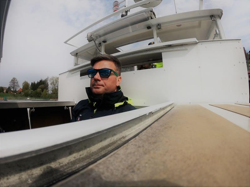 Corso Ship Handling