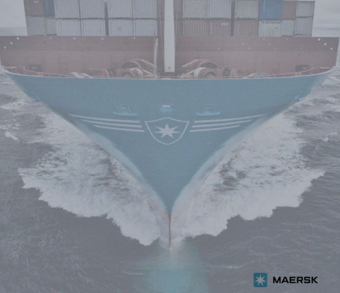 Security ladder Maersk