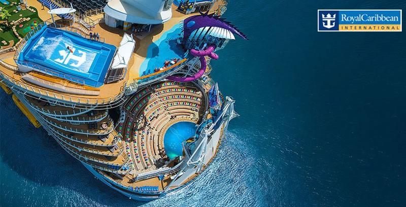 Viaggio inaugurale della M/N Symphony of the Seas